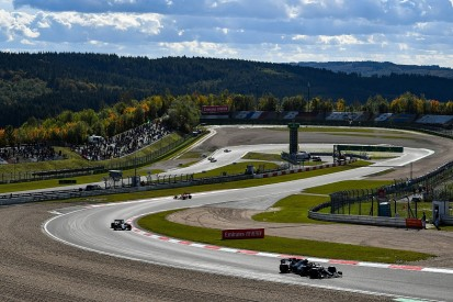 F1 start time: What time does the Eifel Grand Prix start?