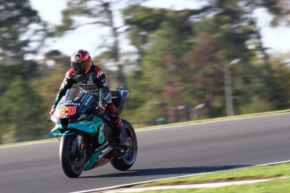 French MotoGP: Quartararo takes home pole with title rival Mir 14th