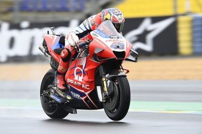 French MotoGP: Miller tops FP2 in tricky conditions