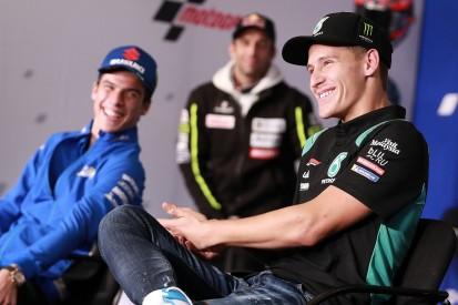 "Quartararo: MotoGP title battle with ex-Moto3 team-mate Mir a ""cool story"""