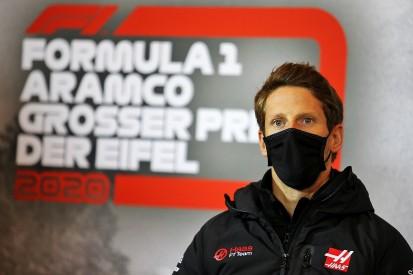 """Grosjean """"hugely interested"""" in Peugeot's WEC Hypercar programme"""