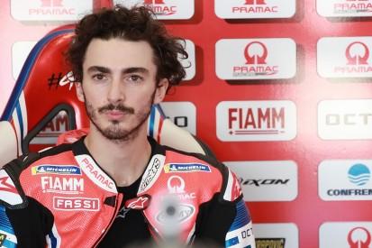 Bagnaia says he 'deserves' MotoGP factory Ducati promotion
