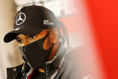 """Hamilton: Work needed to avoid """"disturbances"""" after Mercedes F1 member has COVID-19"""