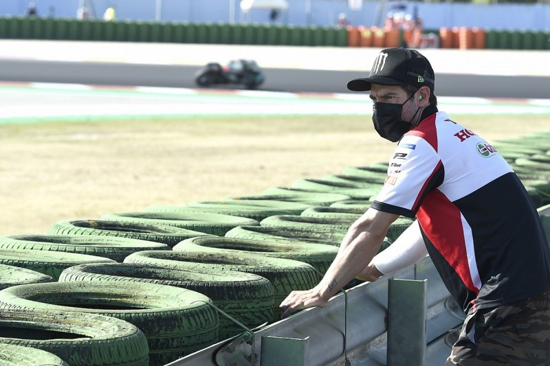 """Crutchlow's arm """"not in a great situation"""" ahead of French GP"""