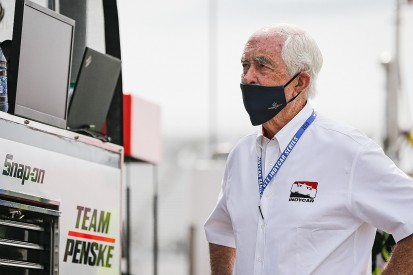 Penske yet to make decision on McLaughlin or Supercars future