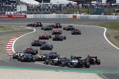 What is the F1 Eifel Grand Prix?