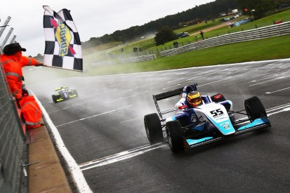 Flagging up the wrong message in British F3