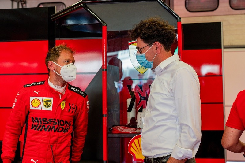 Vettel: 'Some fights I shouldn't have picked' in failed Ferrari spell