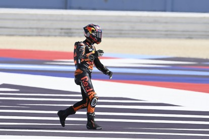 """Binder has """"missed a lot"""" of strong results in rookie MotoGP season"""