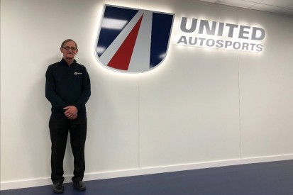 Former Williams F1 team manager takes historic racing role at United Autosports