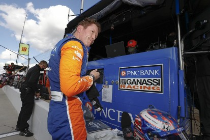 """Dixon: """"A lot of work to do"""" after missing out on sealing IndyCar title early"""