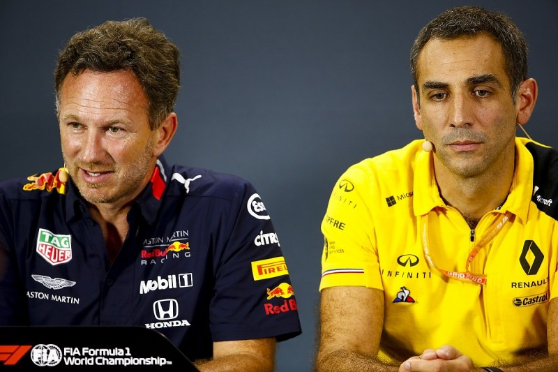 Renault willing to supply Red Bull and AlphaTauri with engines after Honda withdraws