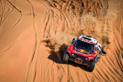 X-raid Mini team retains Sainz and Peterhansel for 2021 Dakar Rally
