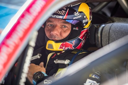 Loeb in Dakar Rally return with Prodrive for 2021