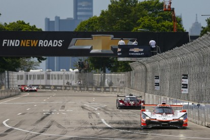 IMSA, IndyCar to race at Detroit on separate weekends in 2021