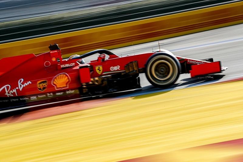 Ferrari set to bring further F1 car updates for Nurburgring