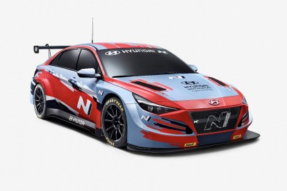 Hyundai unveils latest TCR-spec Elantra N touring car