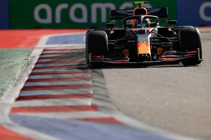 Horner: Albon struggled with Sochi F1 layout, Red Bull working on solutions