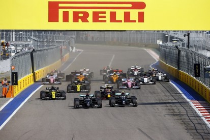 10 things we learned from the 2020 Russian Grand Prix