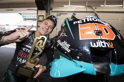 Quartararo: Barcelona MotoGP win better than Jerez double