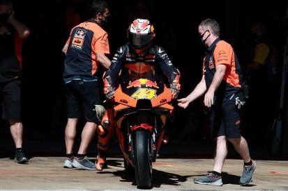 "KTM's Espargaro has ""never been so inconsistent"" in a MotoGP season"