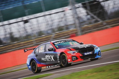 BTCC Silverstone: Turkington reclaims points lead after Ingram puncture
