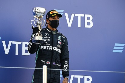 F1 stewards drops penalty points against Hamilton and hands Mercedes fine