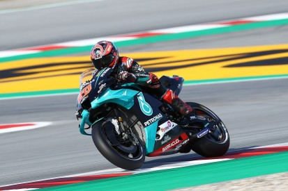 Catalan MotoGP: Quartararo wins to retake points lead after Dovizioso crash