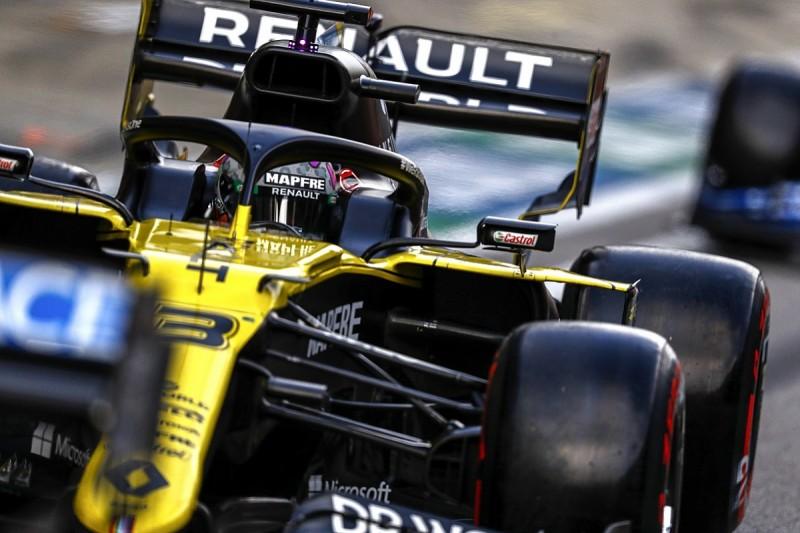 """Uncomfortable"" F1 set-up changes key for Ricciardo at Russian GP"