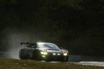 Nurburgring 24 Hours restarts after over nine hours of rain delays