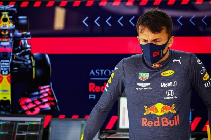 """Albon finds gap to Verstappen in Russian GP qualifying """"confusing"""""""