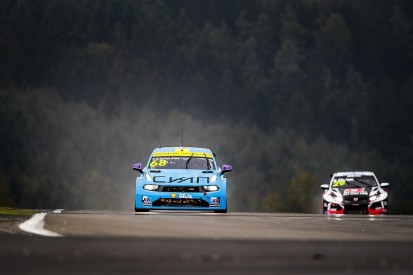 Nurburgring WTCR: Ehrlacher extends points lead with Girolami penalised