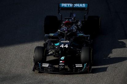 F1 Russian GP: Hamilton takes top spot ahead of Bottas in FP3