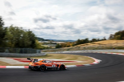 Engel secures Nurburgring 24 pole for Mercedes