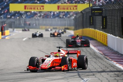 Sochi F2: Schumacher extends points lead with commanding win