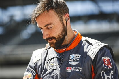 Hinchcliffe fills in at Andretti Autosport for rest of 2020 after Veach split