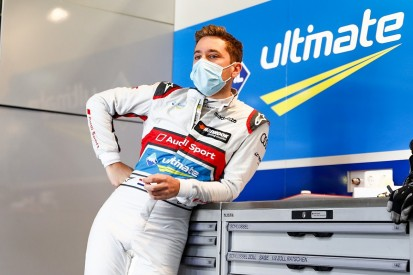 Frijns forced to withdraw from Nurburgring 24 with 'flu-like infection'