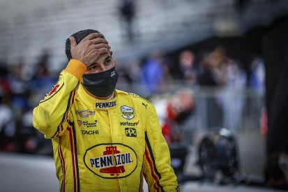 Castroneves to stand in for unfit Askew in Harvest GP double-header