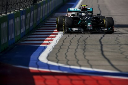 F1 Russian GP: Bottas tops opening practice with Hamilton 19th
