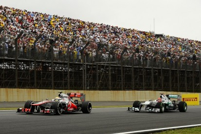 """Vettel: """"Mixed emotions"""" about Hamilton taking Schumacher's win record"""