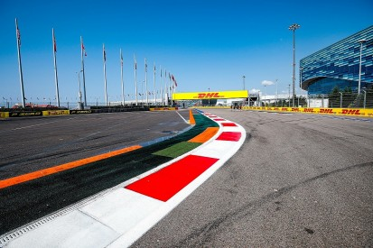 F1 drivers warned over touring and track limits at Sochi