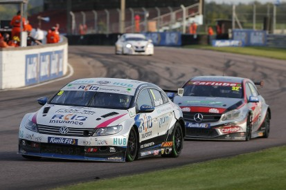 Onslow-Cole confident of BTCC progress at Silverstone