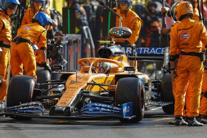 Coronavirus-forced F1 factory shutdown eased McLaren cash flow issues