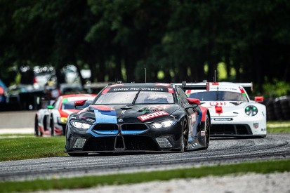 BMW wants larger GTLM field to commit to IMSA for 2021