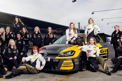 "The ""black gold"" behind an all-female Nurburgring 24 Hours challenge"