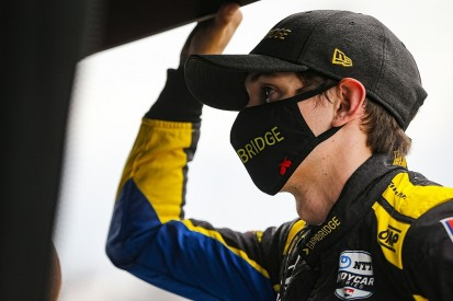 Veach to leave Andretti IndyCar seat with immediate effect