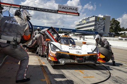 Acura reveals intention to continue in IMSA with LMDh regulations