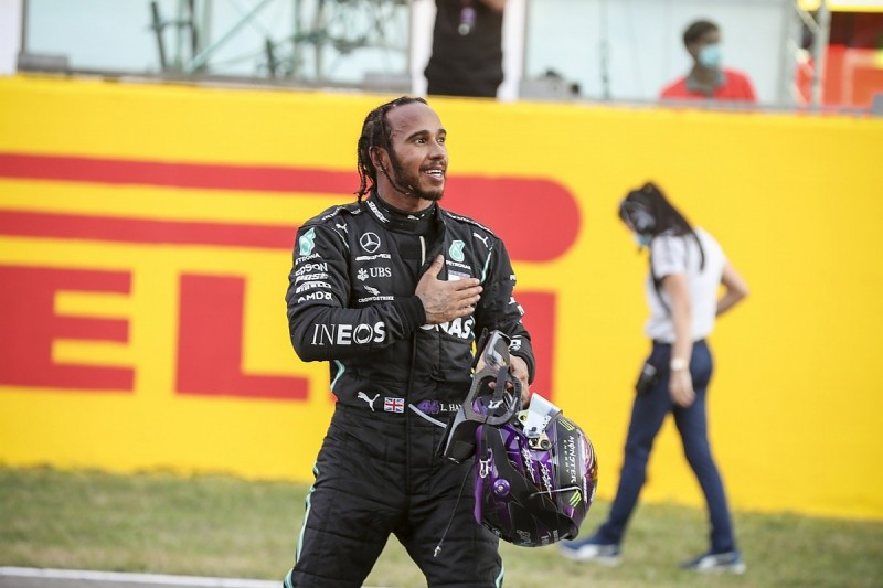 F1 champion Hamilton named in TIME 100 list of influential people