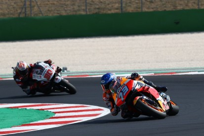 "Marquez: MotoGP Emilia Romagna seventh ""not a real"" result"