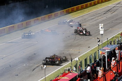 Steiner: F1 should consider NASCAR-style 'restart zone' to avoid Mugello repeat